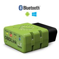 ODBLink LX Bluetooth Scantool for Android Smartphones