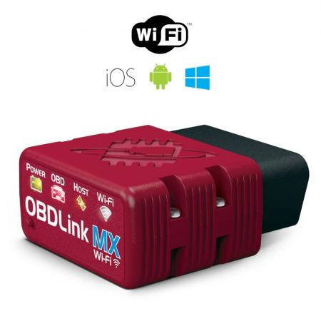 OBDlink MX WiFi Scantool - Works with IOS / iPhone / iPad_1
